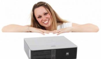 Компактный фирменный американский компьютер, торг, Хабаровск, цена: 1 990р.
