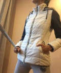 Куртка с капюшоном 42-44, заказ одежды из европы, Псков