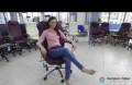 Кресло руководителя LK-13 Ch натуральная кожа, Ярославль