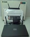 Wi-Fi роутер D-link DIR-615, Москва