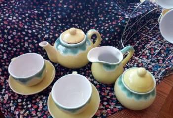 Чайный сервиз на 6 персон, Прибрежный, цена: 400р.