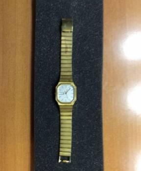 Оригинальные кварцевые часы Bulova, Себеж, цена: 4 000р.