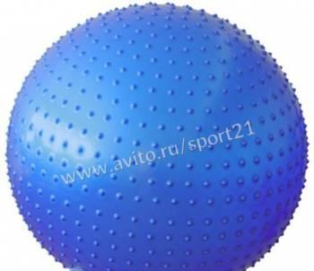 Мяч гимнастический, массажный leco россия, Чебоксары, цена: 360р.