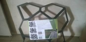 Форма для изготовления садовых дорожек, Хабары, цена: 700р.