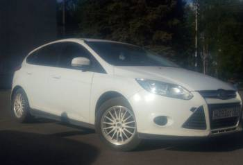 Ford Focus, 2012, дэу матиз 2017 купить новый, Кириллов, цена: 369 990р.