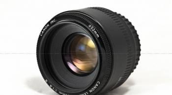 Объектив Canon EF 50mm f/1. 8 II, Псков, цена: 8 000р.
