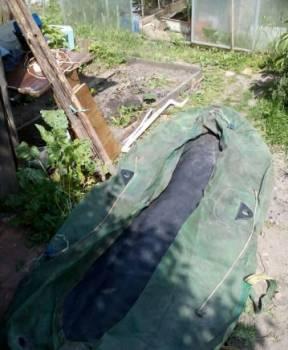 Лодка резиновая надувная