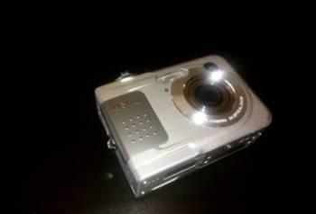 Цифровой фотоаппарат benq DC C62