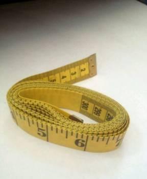 Сантиметр измерительный 300 см. /120 дюйм. новый