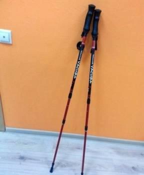 Палки треккинговые SM3-A для скандинавской ходьбы, Тверь, цена: 600р.