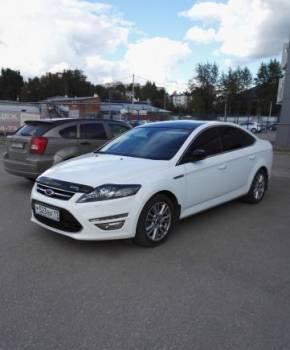 Ford Mondeo, 2012, купить шевроле круз без пробега, Сыктывкар, цена: 710 000р.
