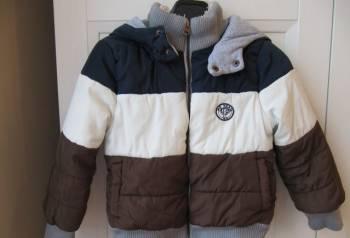 Куртка утепленная осень/весна на 4-5 лет