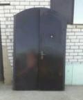 Металлическая арочная дверь бу, Старица