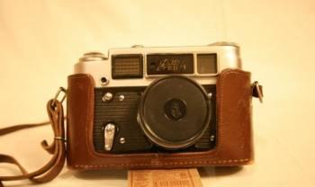Фотоаппарат фэд-4 FED СССР