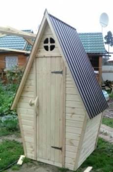 Дачные туалеты, Хомутово, цена: 11 000р.