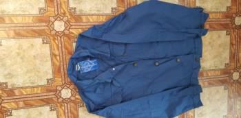 Футболка с вырезом по бокам мужская, куртка рабочая Новая, Таврическое, цена: 200р.