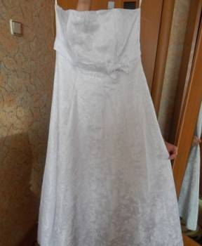 Женские ночные рубашки больших размеров, свадебное платье, Барнаул, цена: 1 000р.