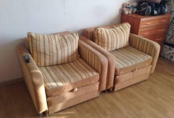 Кресло кровать 2 шт