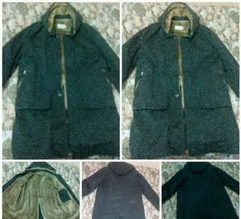 Пальто демисезонная тёплая, мужской костюм zegna цена, Липецк, цена: 900р.