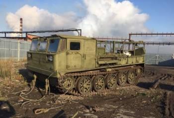 Гусеничный тягач атс -59Г, амортизаторы фольксваген транспортер, Кемерово, цена: 880 000р.