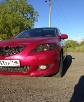 Форд фокус универсал 2010 года купить, mazda 3, 2005, Щучье, цена: 290 000р.