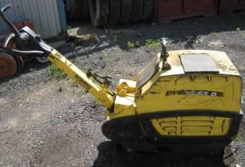 Виброплита bomag BPR 55/65 D, Электросталь, цена: 250 000р.