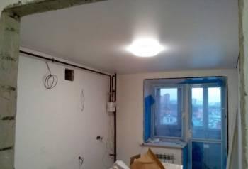 Натяжные потолки для кухонь 10 метров