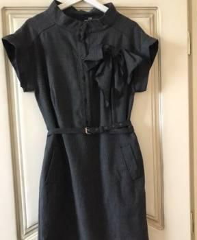 Платье Love Moschino, джинсы для 45 летних женщин