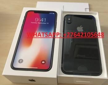 Apple iPhone X 64GB = 400 EUR, Apple iPhone X 256GB = 450 EUR, Samsung Galaxy S9/S9+ 64GB = 400 EUR