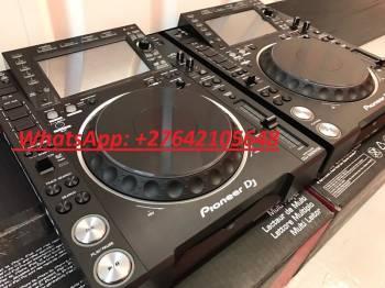 2x Pioneer CDJ-2000NXS2 + 1x DJM-900NXS2 mixer = 1899 EUR, WhatsApp Chat: +447451221931