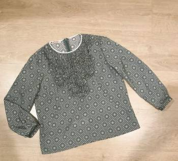 Дешевые платья для полных купить, блуза Marni, Первоуральск, цена: 1 400р.