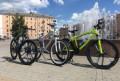 Велосипед на литых дисках, Екатеринбург