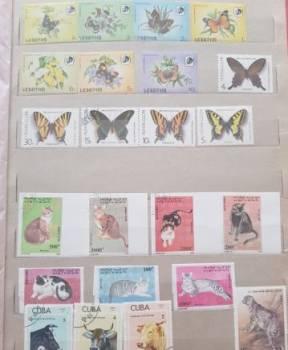 Продам коллекцию марок 307шт
