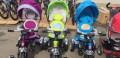 Новые детские велосипеды от 1 года до 4 лет, Некрасовка