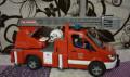 Пожарная машина Bruder MD Sprinter, Егорьевск
