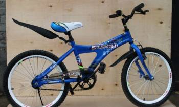 Велосипед детский Stitch 20 BMX JK 903