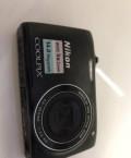 Фотоаппарат Nikon coolplix s3100, Куйбышево