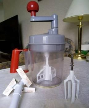 Ручной блендер-измельчитeль фирмы Цептер (Vacsy)