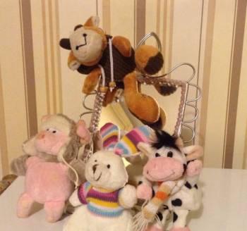 Мягкие игрушки / брелки