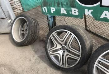 Диски на мерседес спринтер r15 спарка, диски резина на мерседес 295/35 r21, Уфа, цена: 39 000р.