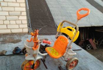 Велосипед- каталка, Новозавидовский, цена: 1 500р.