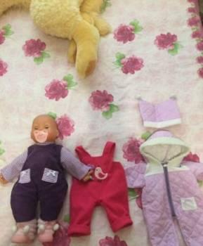 Куклы и дет. мебель