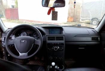 Ford focus 3 купить новый, lADA Priora, 2014, Воротынец, цена: 325 000р.