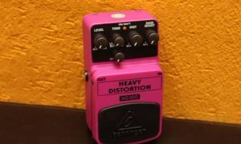 Гитарная педаль Heavy Distortion