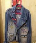 Куртка джинсовая, платье маленькая леди в пол, Краснодар