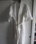 Халат для дома и сауны 100хлопок, хелен рокет одежда, Коломна