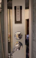 Душевая кабина 90x90x2. 20, Кострома