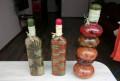 Бутылки для декора кухни, Чайковский