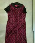 Джинсовая одежда для женщин большого размера купить, платье новое, Петрозаводск