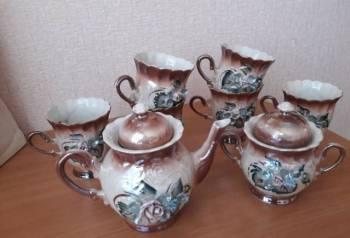 Чайный сервиз, Димитровград, цена: 600р.